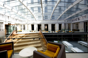 Senate House collaborative space by GRAHAM Construction (credit