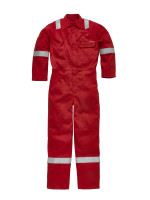 dickies-red-coverall