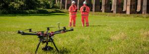 ConsortiQ - Construction - Drones