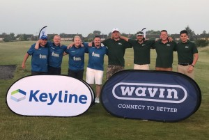 Longest Day Golf Challenge team